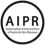 AIPR - Autorisation d'intervention à proximité des réseaux